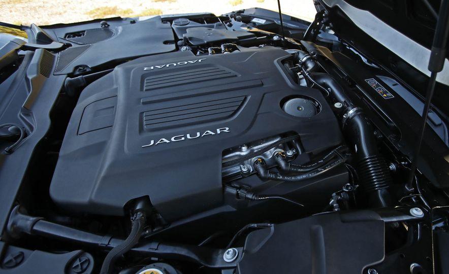 2018 Jaguar F-type 400 Sport - Slide 87