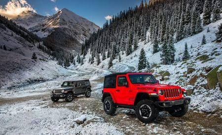 Climbing the Hill: Jeep Raises Price of New Wrangler JL