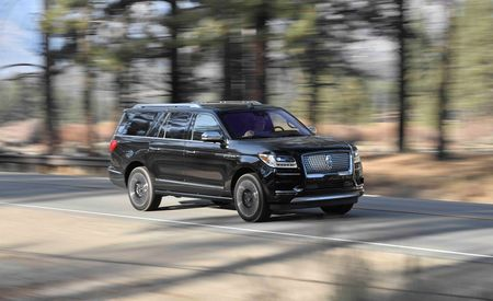2018 Lincoln Navigator L Black Label 4×4 – Instrumented Test