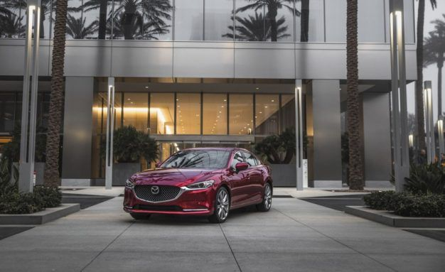 Updated 2018 Mazda 6 Is Only Fractionally More Expensive