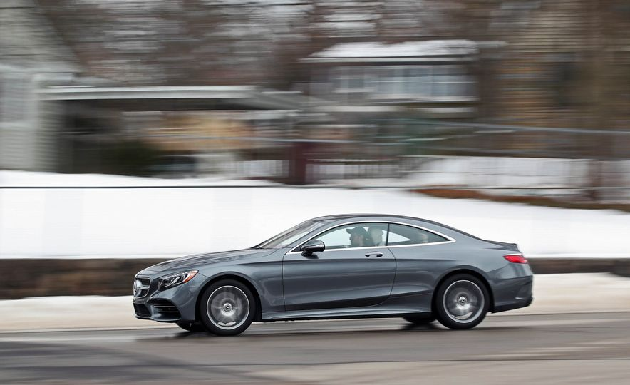 2018 Mercedes-Benz S560 4Matic coupe - Slide 3