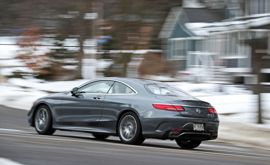 2018 Mercedes-Benz S560 4Matic coupe - Slide 4