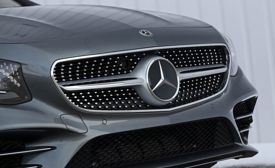 2018 Mercedes-Benz S560 4Matic coupe - Slide 18