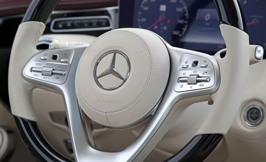 2018 Mercedes-Benz S560 4Matic coupe - Slide 33
