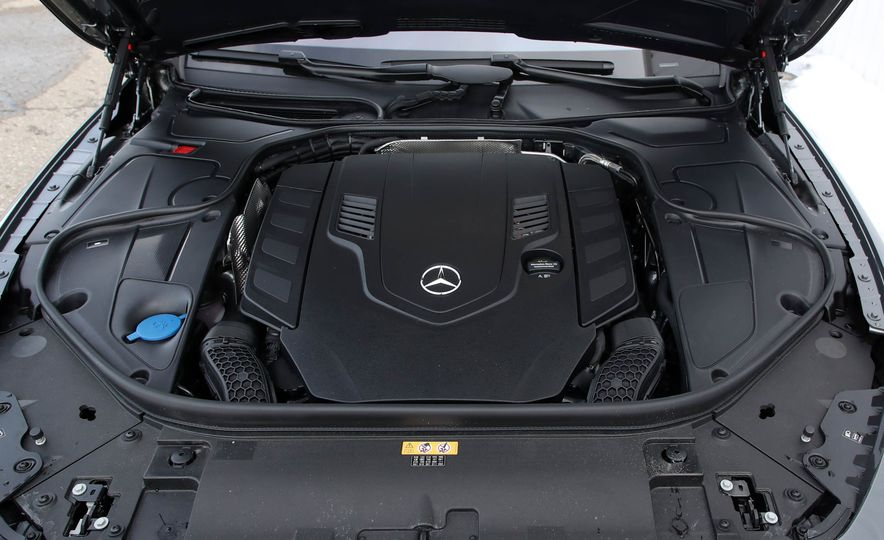 2018 Mercedes-Benz S560 4Matic coupe - Slide 72