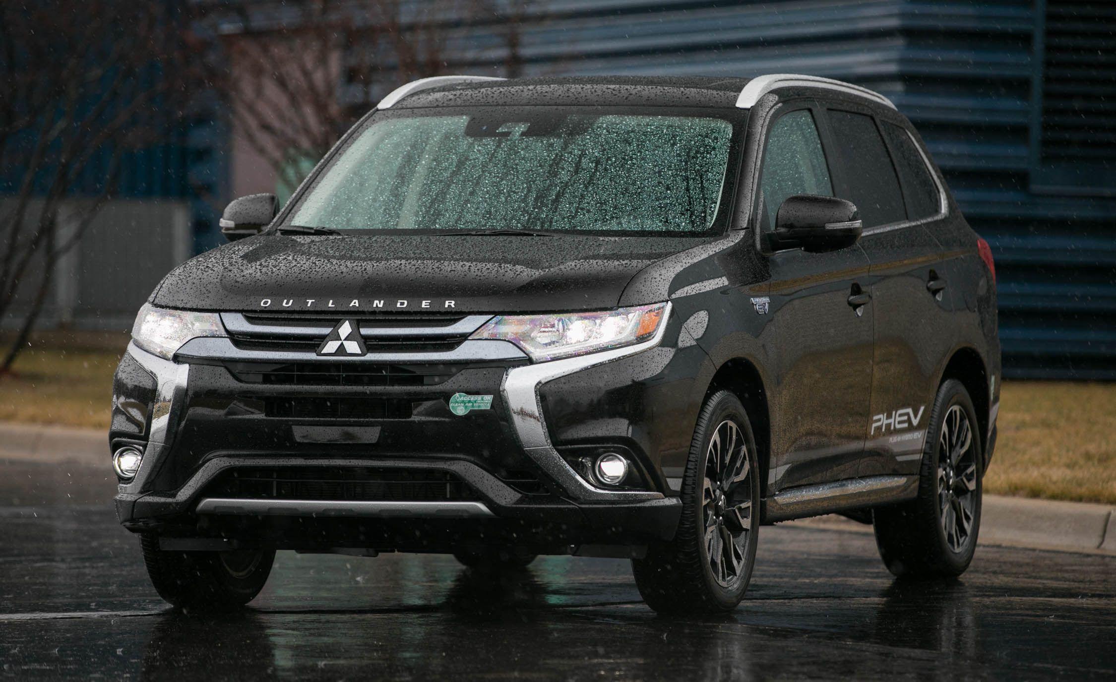 2019 Mitsubishi Outlander Reviews Mitsubishi Outlander Price