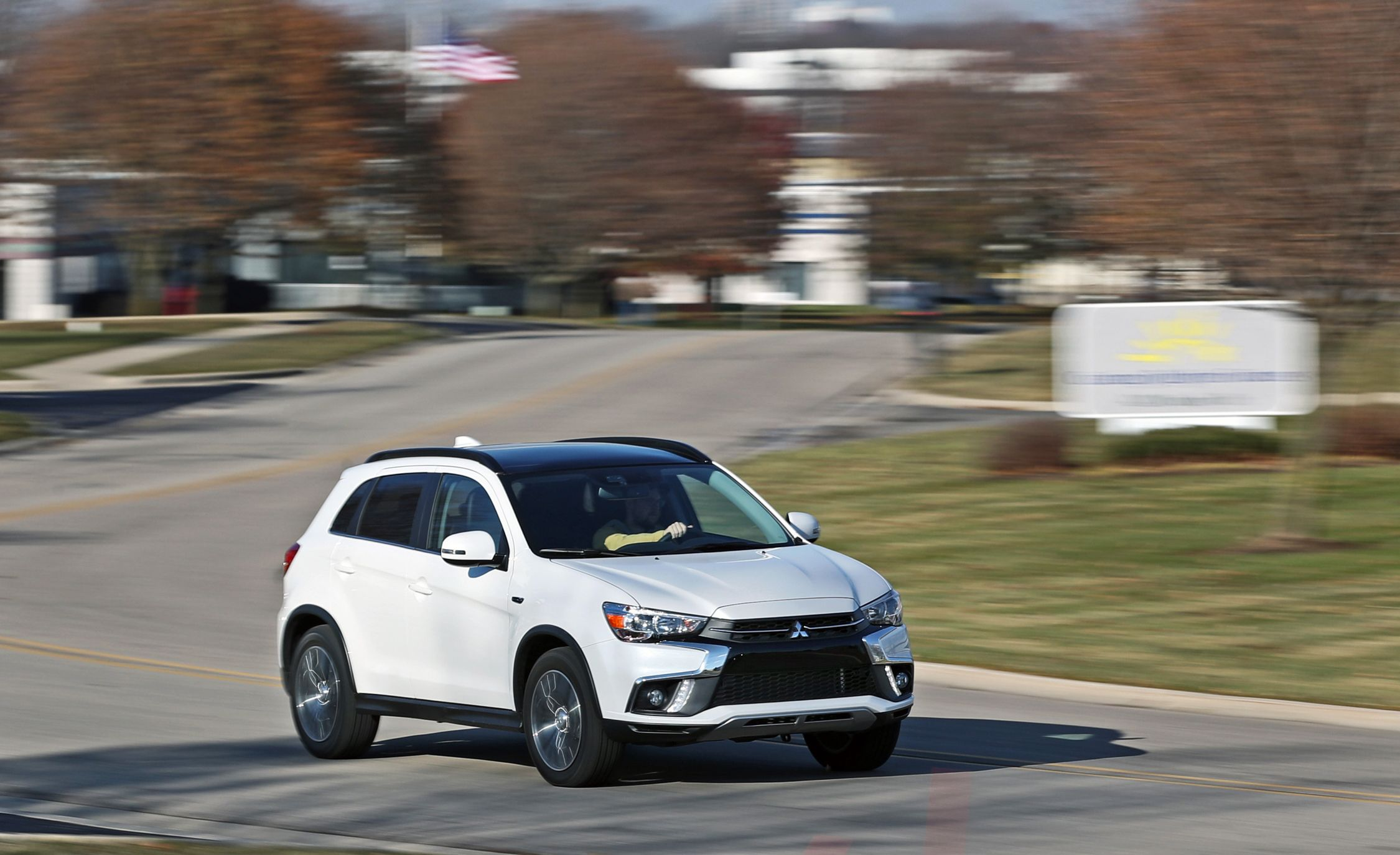 Mitsubishi Outlander Sport Reviews Tech Info Price Photos And Specs Car Driver