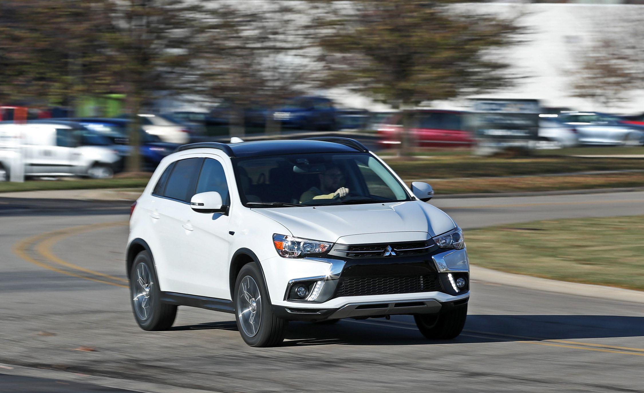 2020 Mitsubishi Outlander Sport Reviews | Mitsubishi Outlander Sport Price, Photos, and Specs | Car and Driver