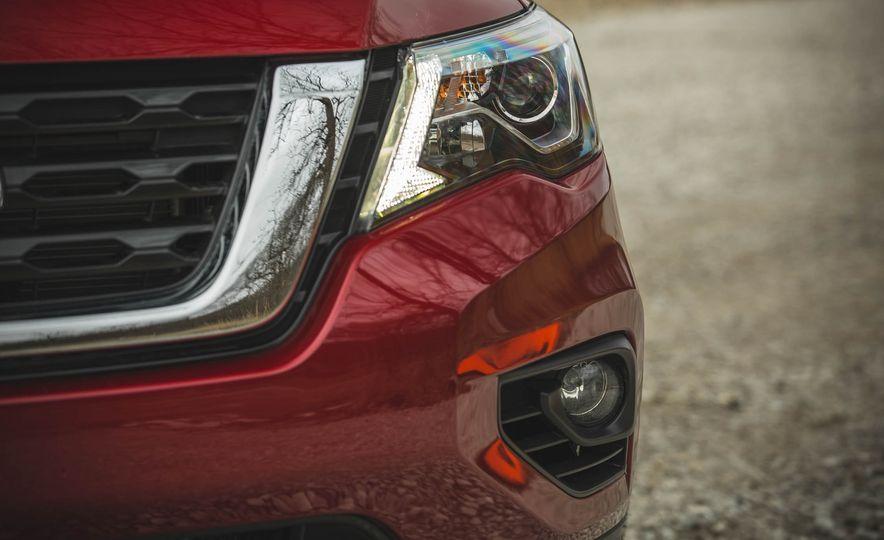 2018 Nissan Pathfinder - Slide 20