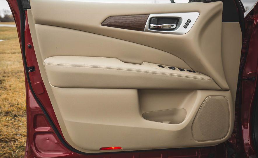 2018 Nissan Pathfinder - Slide 31