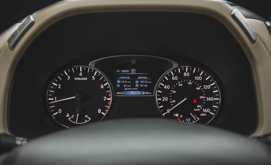 2018 Nissan Pathfinder - Slide 36