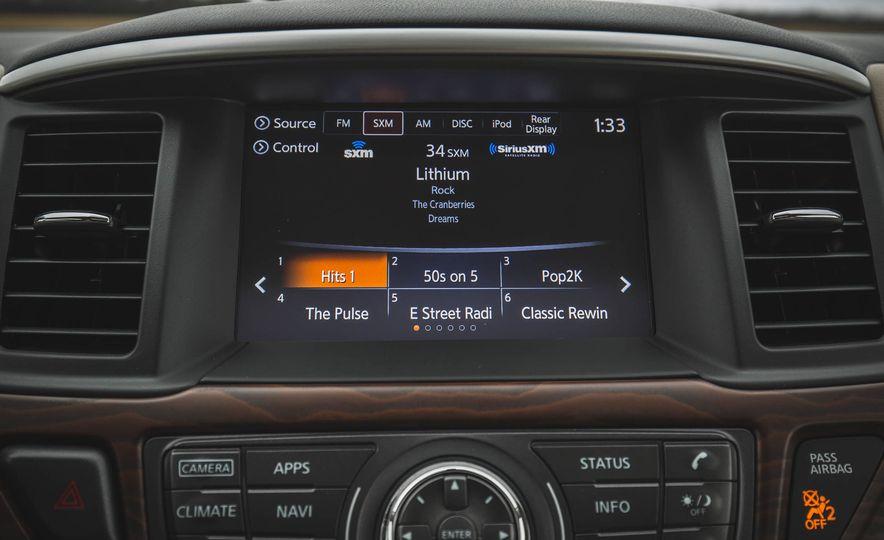 2018 Nissan Pathfinder - Slide 41