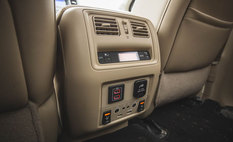 2018 Nissan Pathfinder - Slide 58