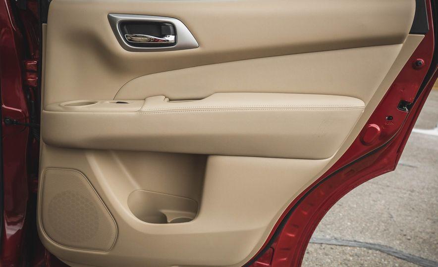 2018 Nissan Pathfinder - Slide 60