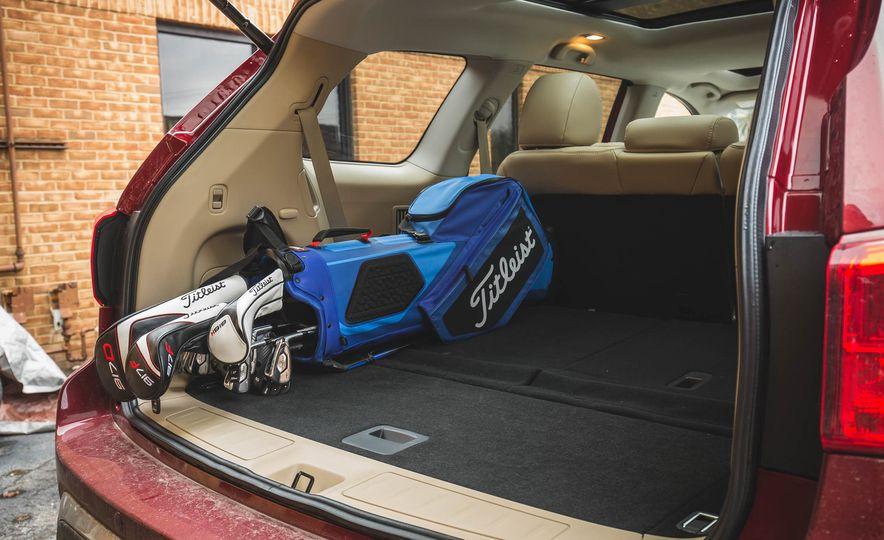 2018 Nissan Pathfinder - Slide 65