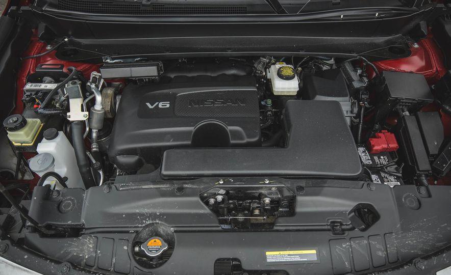 2018 Nissan Pathfinder - Slide 74