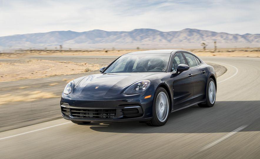 2018 Porsche Panamera - Slide 1