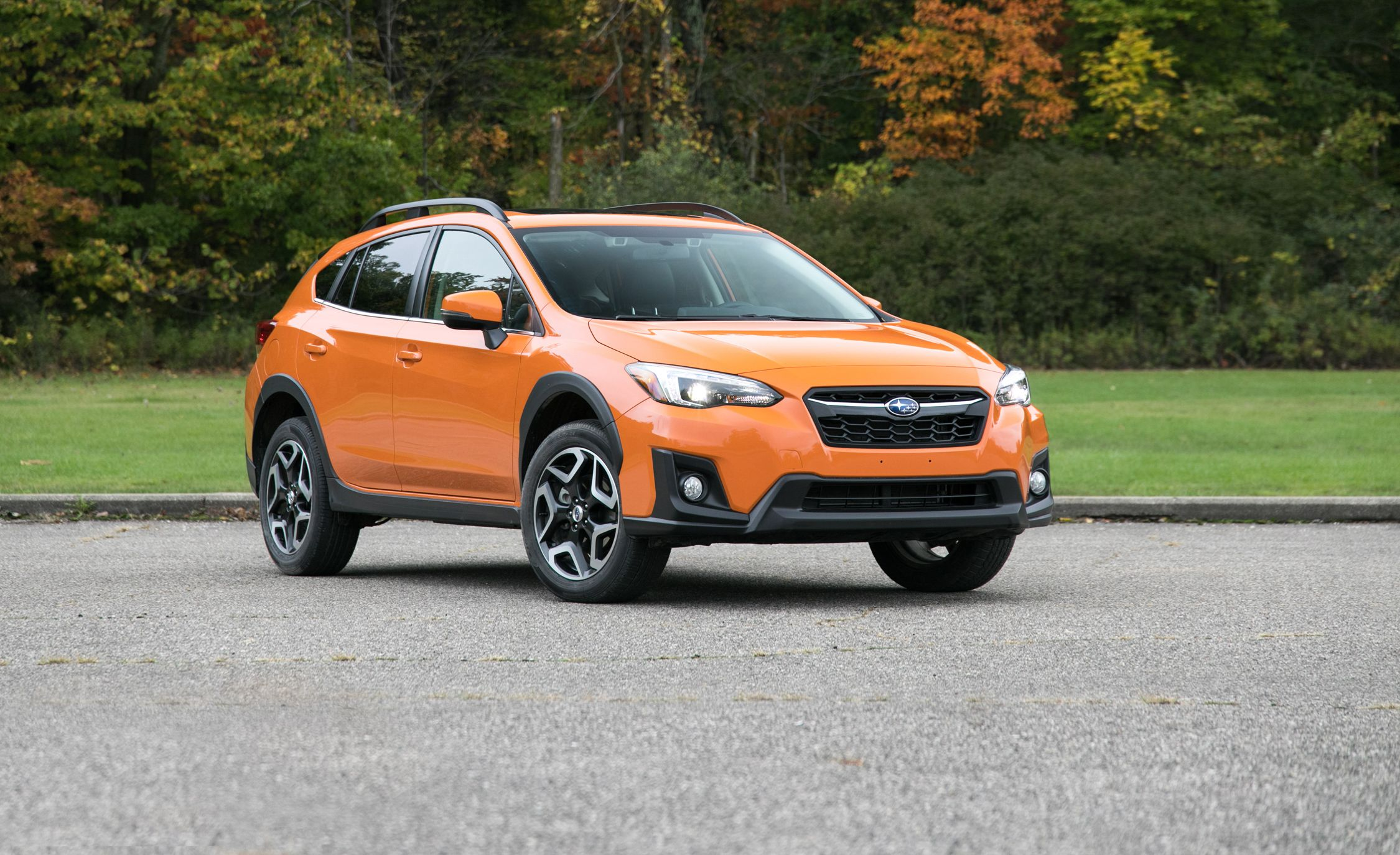 Subaru crosstrek hp