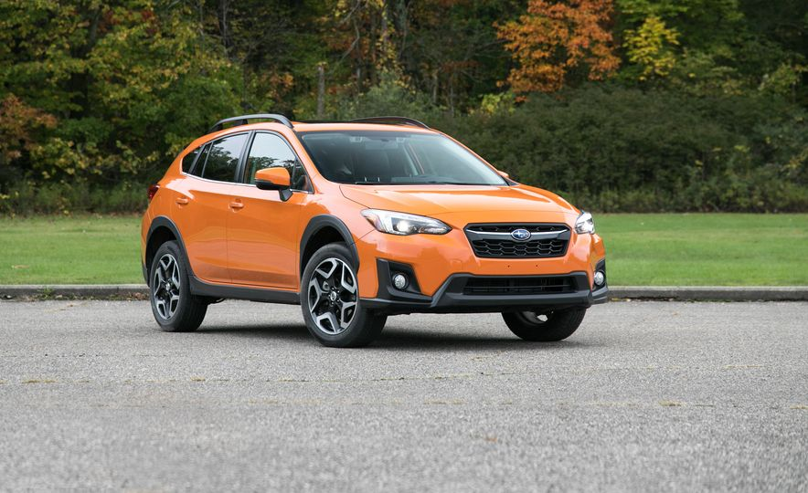 2018 Subaru Crosstrek - Slide 1