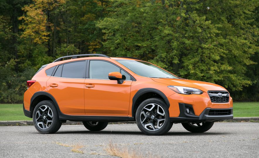 2018 Subaru Crosstrek - Slide 2