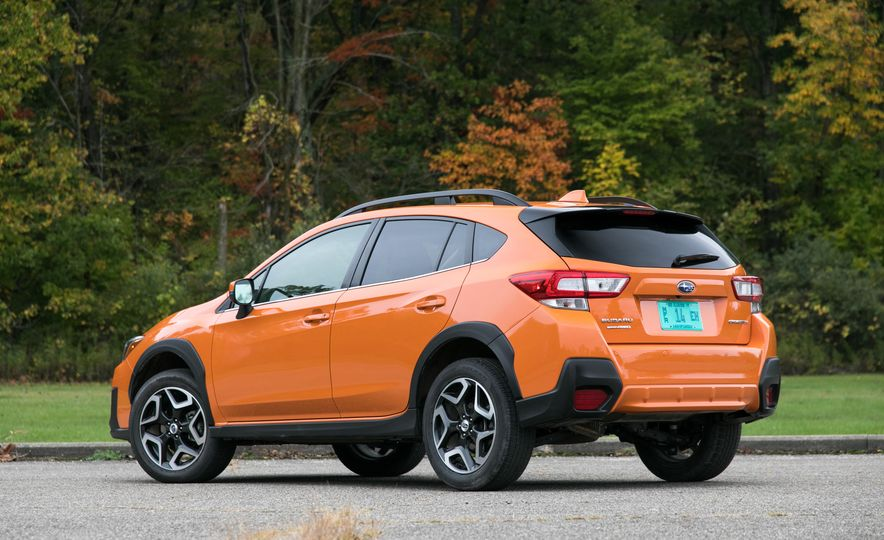 2018 Subaru Crosstrek - Slide 5