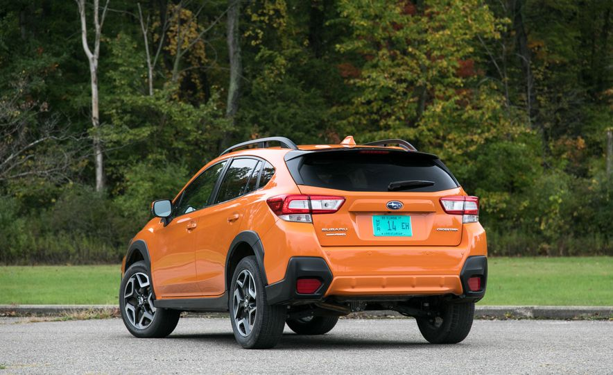 2018 Subaru Crosstrek - Slide 6