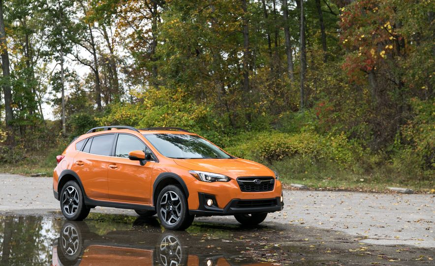 2018 Subaru Crosstrek - Slide 7