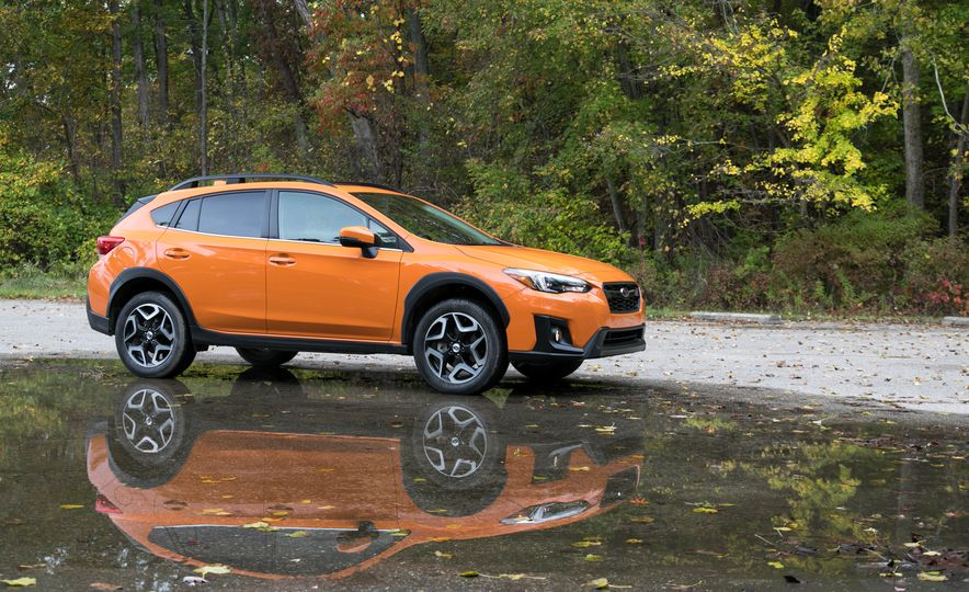 2018 Subaru Crosstrek - Slide 8