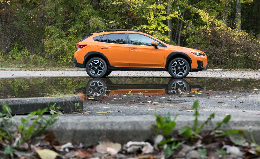 2018 Subaru Crosstrek - Slide 9
