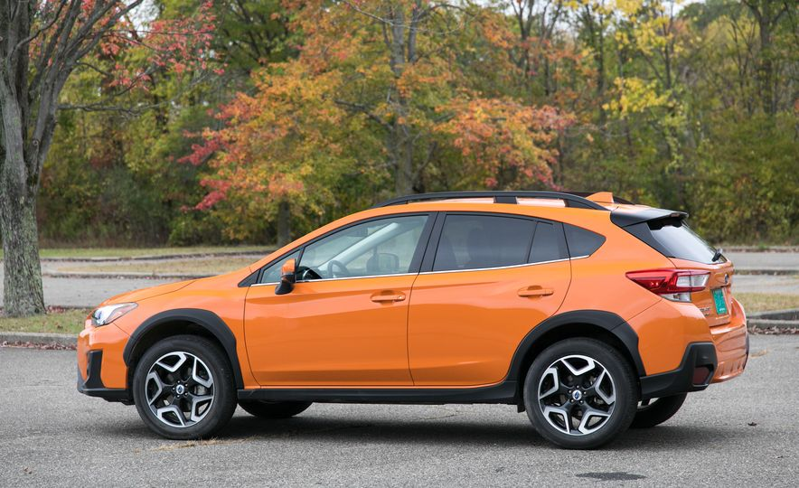 2018 Subaru Crosstrek - Slide 10