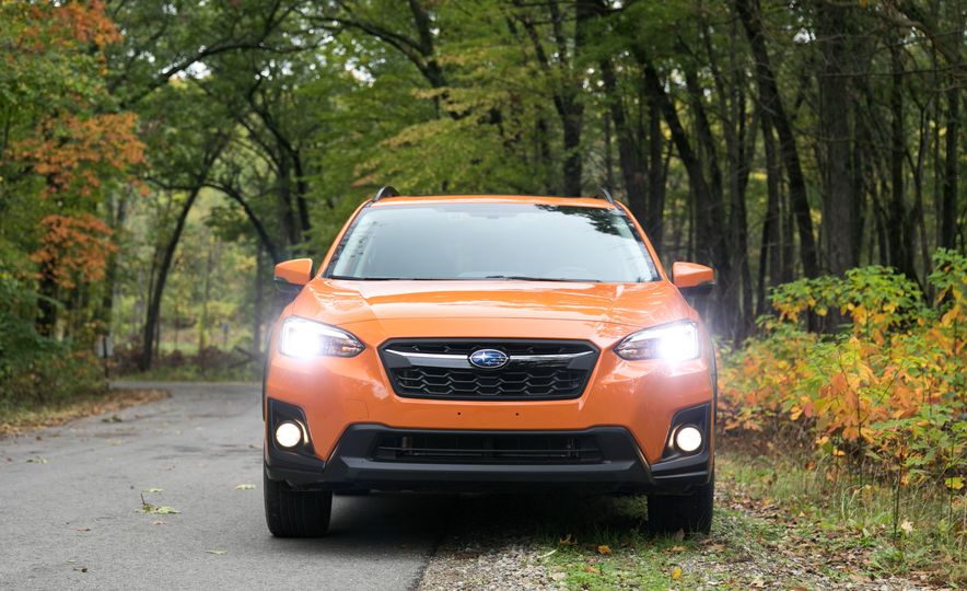 2018 Subaru Crosstrek - Slide 11