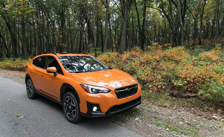 2018 Subaru Crosstrek - Slide 12