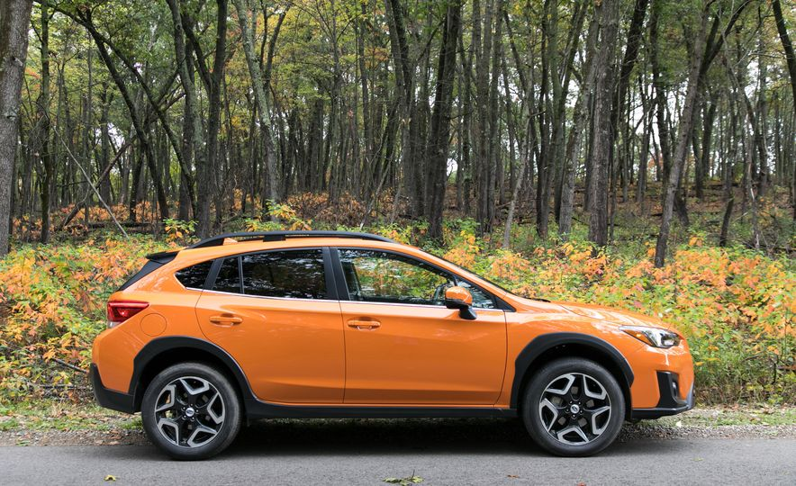 2018 Subaru Crosstrek - Slide 13