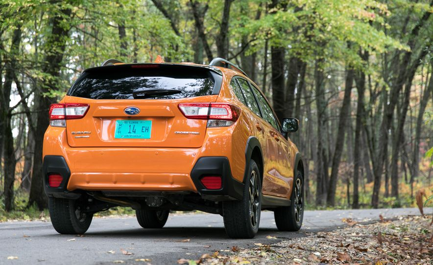 2018 Subaru Crosstrek - Slide 15