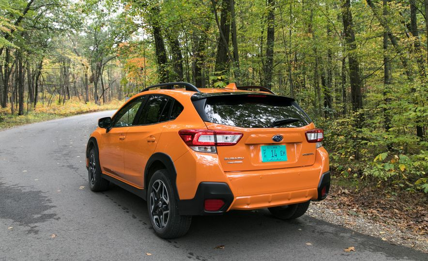 2018 Subaru Crosstrek - Slide 16