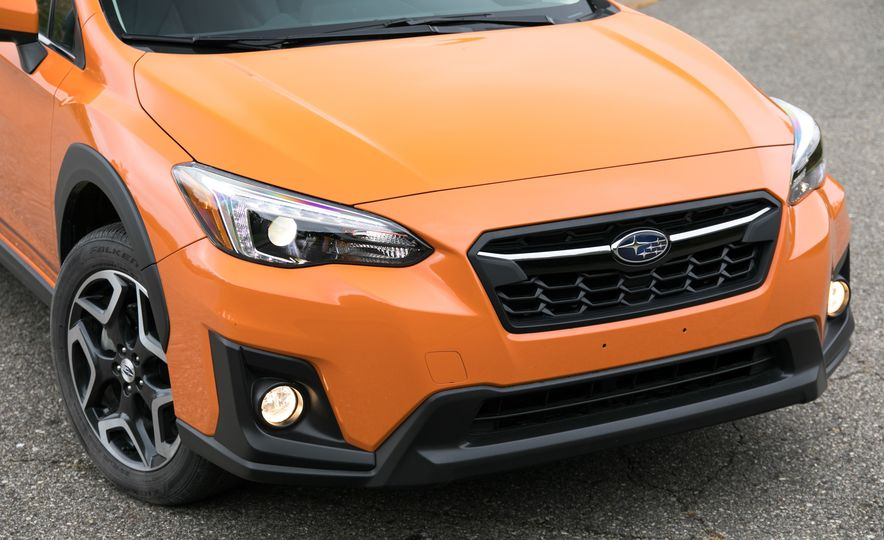 2018 Subaru Crosstrek - Slide 17