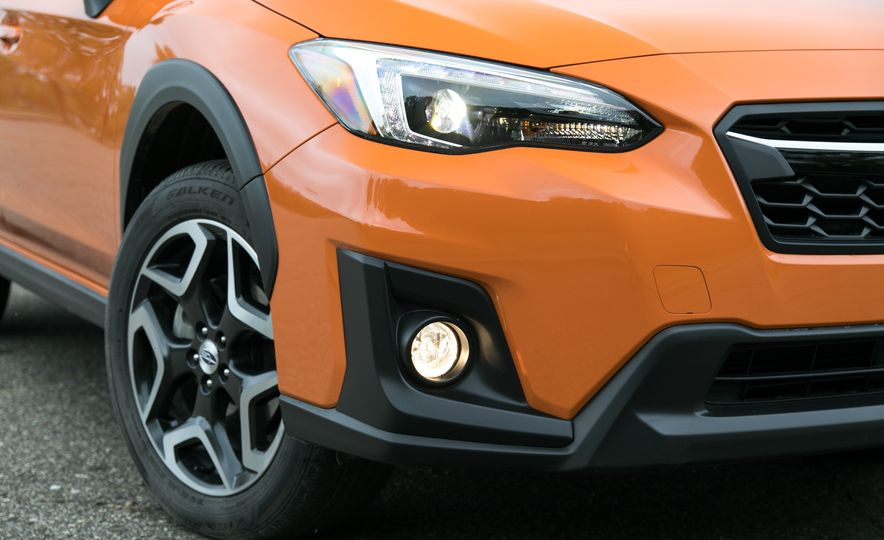 2018 Subaru Crosstrek - Slide 18