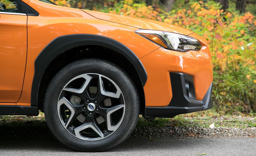 2018 Subaru Crosstrek - Slide 23