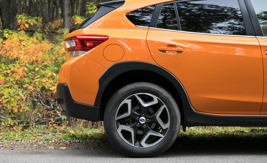 2018 Subaru Crosstrek - Slide 29