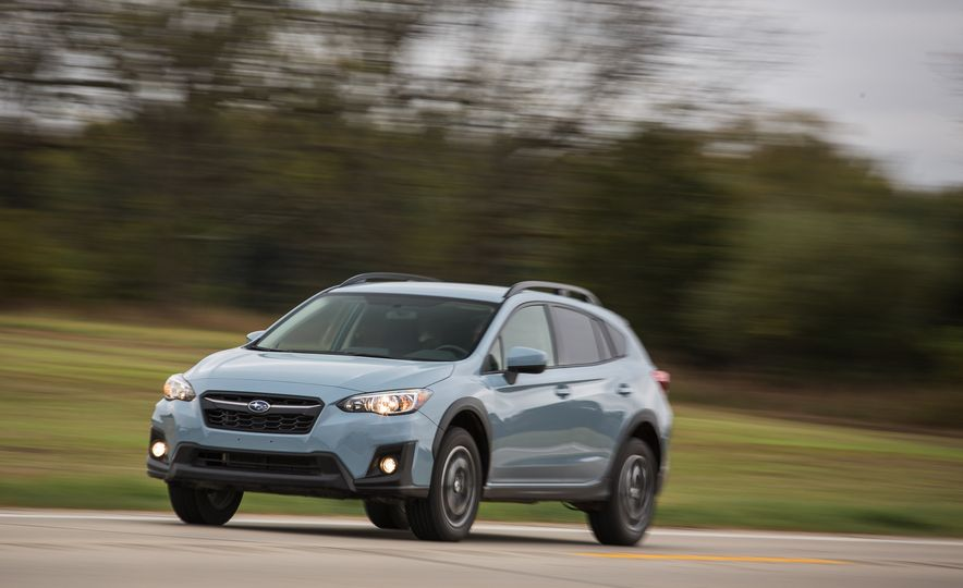 2018 Subaru Crosstrek - Slide 120
