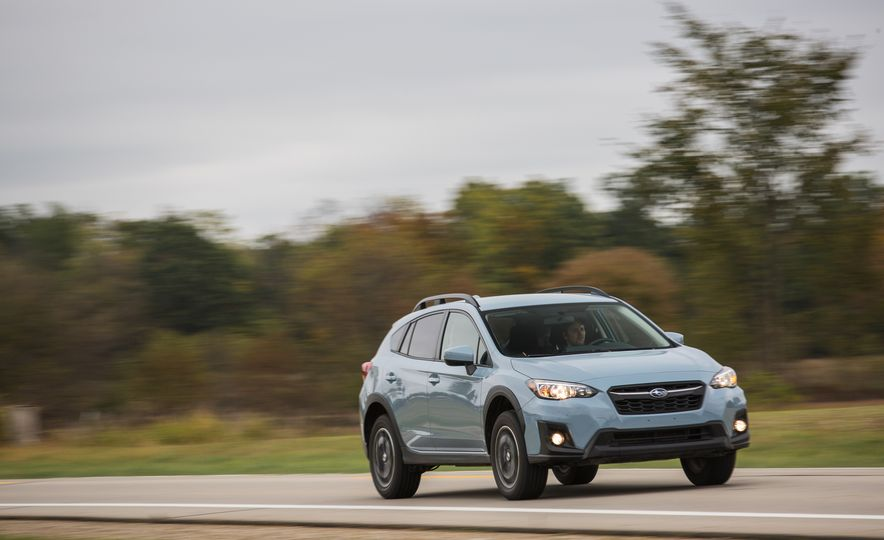 2018 Subaru Crosstrek - Slide 122