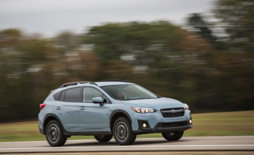 2018 Subaru Crosstrek - Slide 123