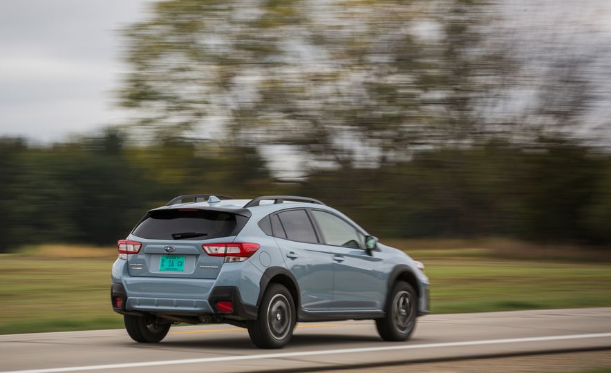 2018 Subaru Crosstrek - Slide 124