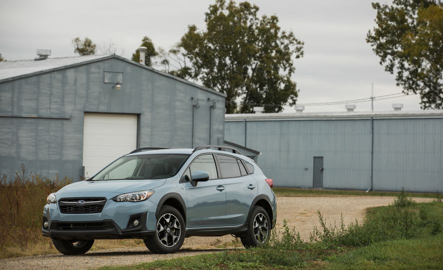 2018 Subaru Crosstrek - Slide 125