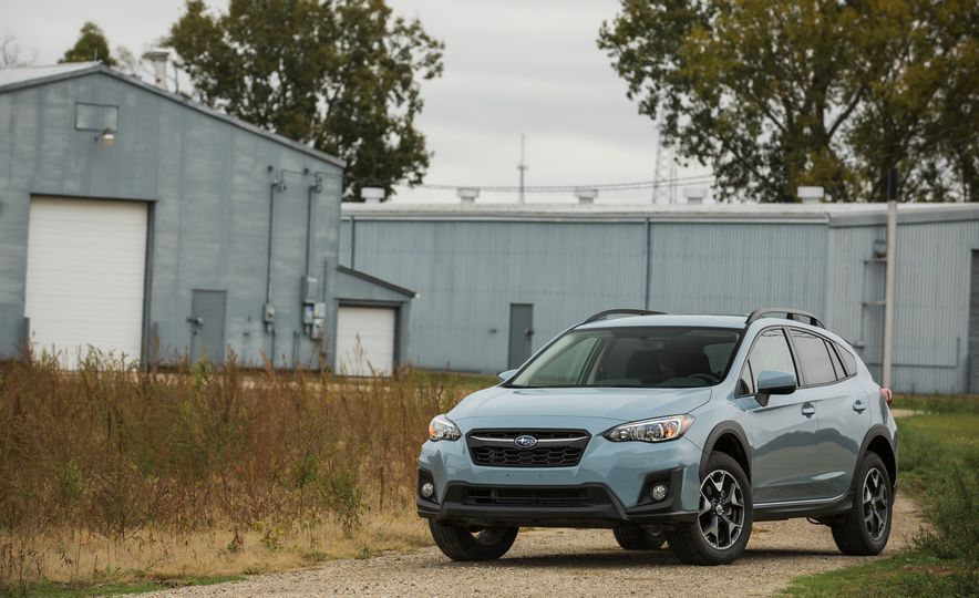 2018 Subaru Crosstrek - Slide 126