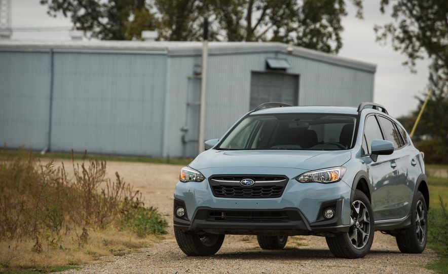 2018 Subaru Crosstrek - Slide 127