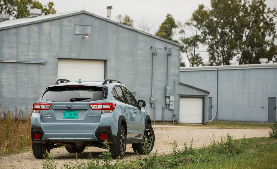 2018 Subaru Crosstrek - Slide 128