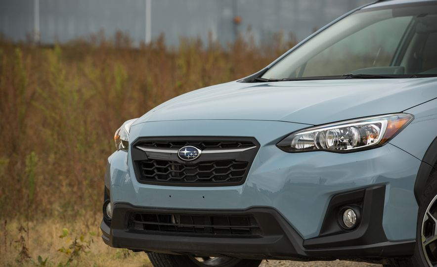 2018 Subaru Crosstrek - Slide 131