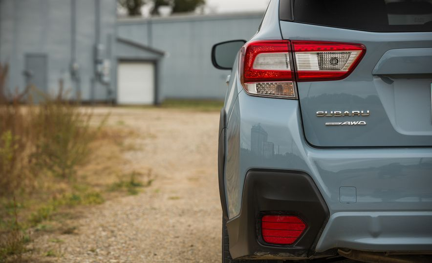 2018 Subaru Crosstrek - Slide 138