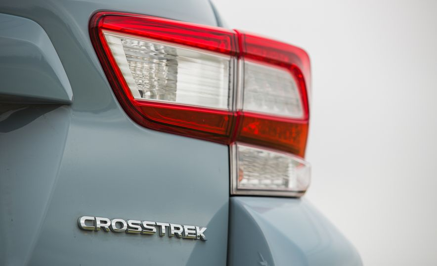 2018 Subaru Crosstrek - Slide 139